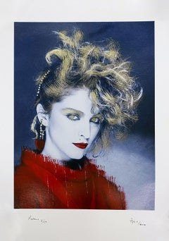 Madonna - London 1984 (Limited Edition of 25) - Contemporary