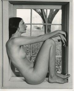 Nude in Window
