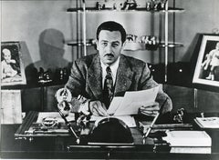 "Walter ""Walt"" Disney - Original Press"