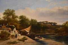 """""""Near Tamerton Devon"""" by William Pitt"""