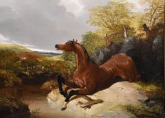 """""""Off to join the Hunt"""" by John Frederick Herring Junior"""