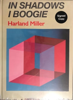 "Harland Miller ""In The Shadow's I Boogie"" Signed and Sealed Book"