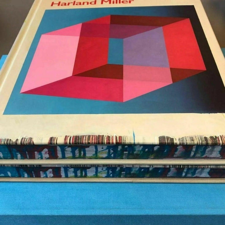 Book is in Pristine Condition and still sealed in Original Packaging.   Signature Hand-signed by artist, Hand Signed By the artist Harland Miller as an edition of only 100. Certificate of authenticity Included from New Union