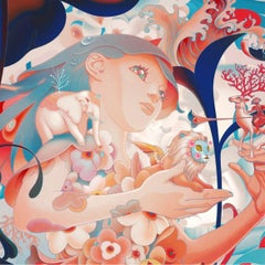 Forager III James Jean Print Mint Condition Publishing Chop Contemporary Art