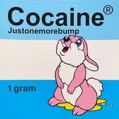 Ben Frost Blotter Paper Cocaine Just One More Bump!  Thumper & Bambi Disney