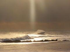 Ray Of Hope, Oceanscape Fine Art Photography, Framed in Plexiglass, Signed