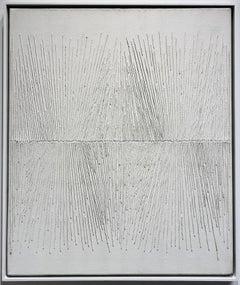 Twisted Strings 1965/68, Op Art, Kinetic Art, Zero Group, Avantgarde, Minimalism