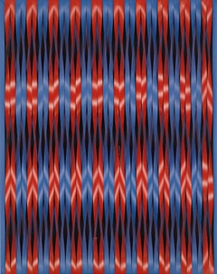 Twisted Strings, 1964, Op Art, Kinetic Art, Zero Group, Avantgarde, Geometric