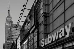 Subway Face