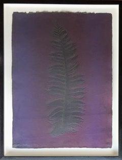 Untitled (Fern Print)
