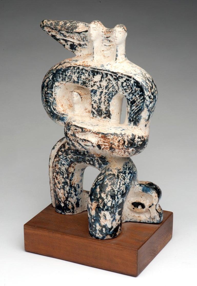Arnold Geissbuhler Sculpture 1