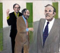 "Joe Shannon ""Three Business Men"", 1972"