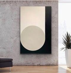 Scoop, 40x60, acrylic on canvas