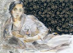 Vuillard Woman