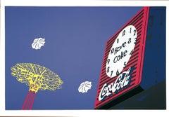 Clock & Chute, 1981
