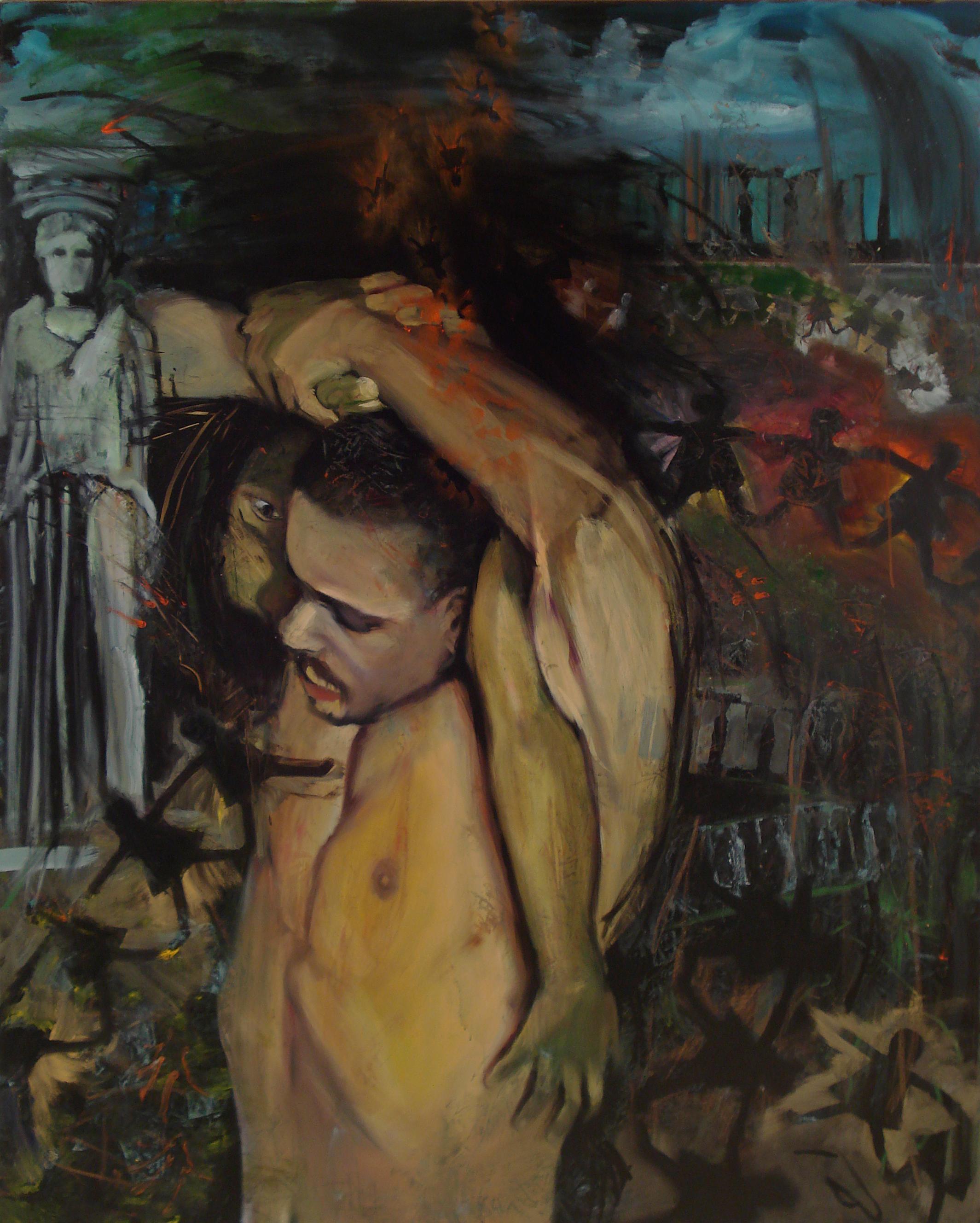 History and Innocence, symbolic interpretation and social commentary