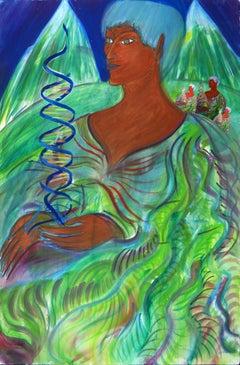 The DNA Goddess