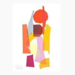 """Float""  Modern, Mid Century, Contemporary Fine Art Print"