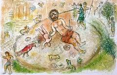 Polyphemus (The Odyssey Portfolio)