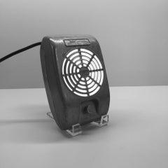 1960s Vintage Koropp Drive-In Movie Theater Repurposed Lamp/Speaker Sculpture