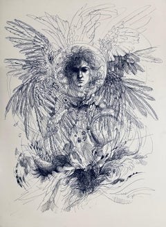 Untitled (Guardian Angel, Gabriel)