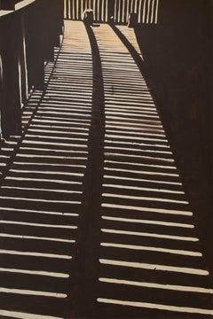 """""""Paling (interval I)"""" / Oil on canvas, Korea, Jun Itami, conceptual, photography"""