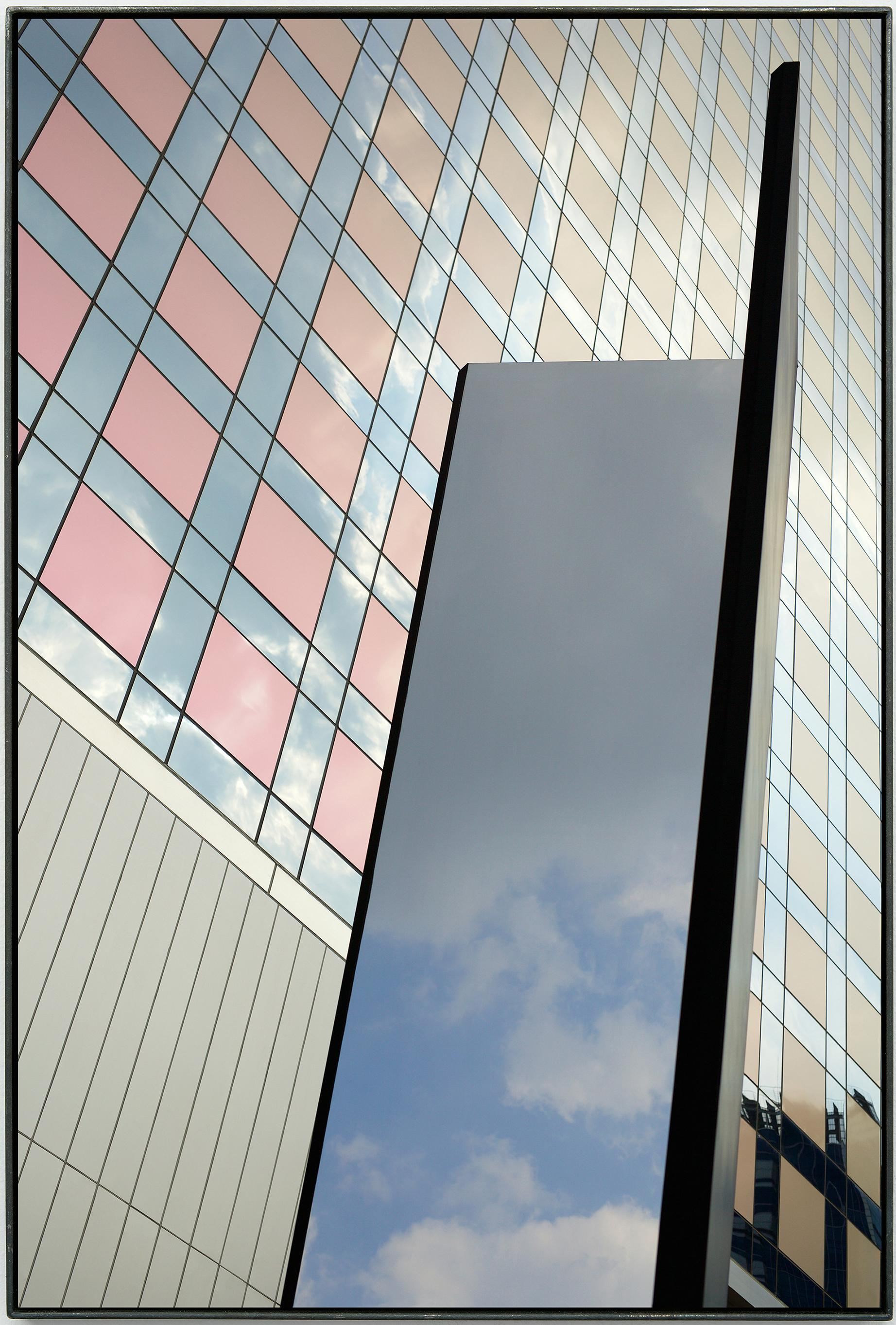 """""""Template Selection #9"""" / Photography, abstract, architecture, power, exclusion"""