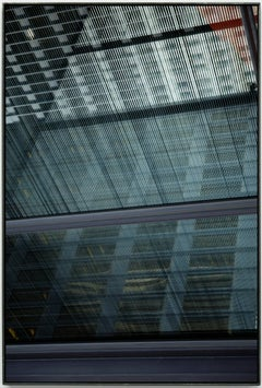 """""""Template Selection #11"""" / Photography, abstract, architecture, power, exclusion"""