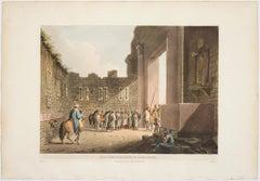 The Gate of Rosetta in Alexandria