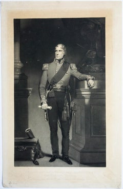 The Right Honorable George, Earl of Aberdeen, K.T., First Lord of the Treasury