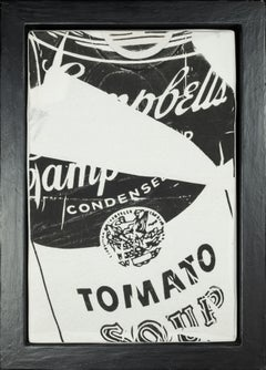 Campbells Soup, 1982 Polymer Paint Screenprint On Cotton T-shirt