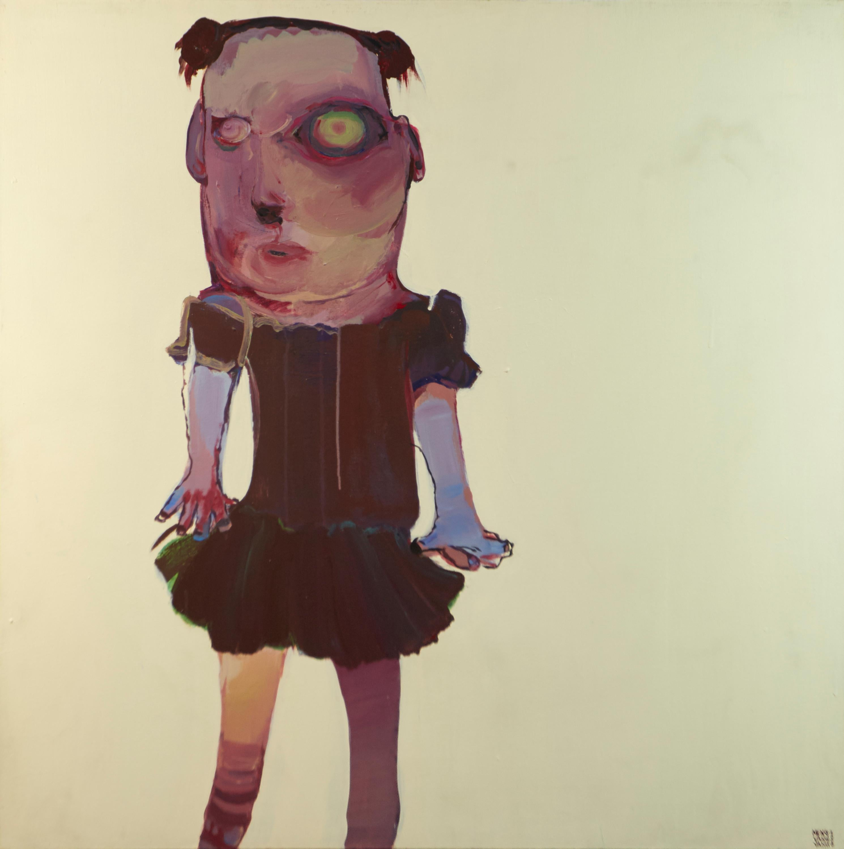 Meng Yang Yang - Little Girl No. 4, 2006