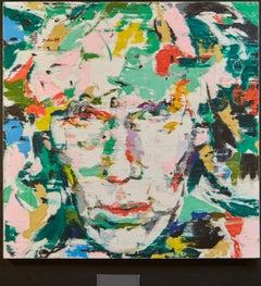 Ren Zhenyu - Warhol Portrait, 2008