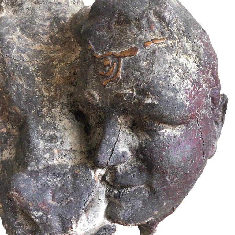 Figurative Bronze Contemporary Sculpture: Europa e il Toro For Sale 7