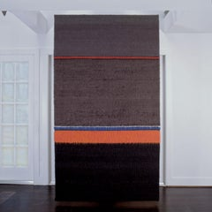 Coup de Grace, Contemporary Abstract Woven Tapestry