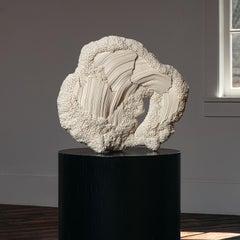 """""""Nova (Eclipses Collection)"""" Simone Pheulpin, Contemporary Textile Sculpture"""