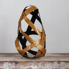 Spring Wind, Jiro Yonezawa, Abstract Bamboo Sculpture