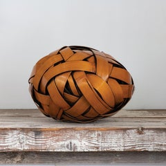 Fossil, Jiro Yonezawa, Abstract Bamboo Sculpture