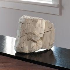 Falaise 4, Simone Pheulpin, Contemporary Textile Sculpture