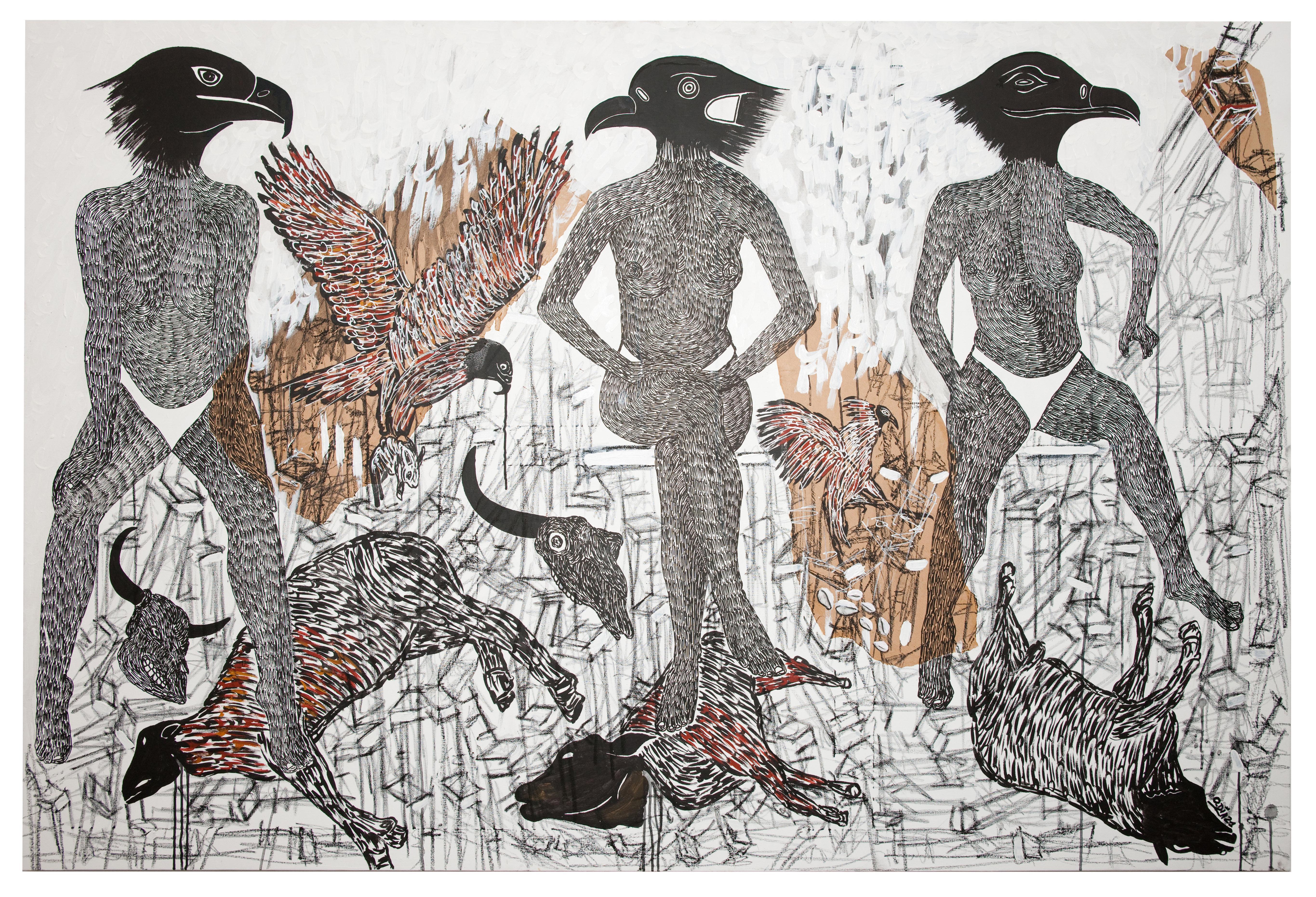 African Contemporary Art - Pacte Mystique