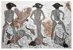 African Contemporary Art - Pacte Mystique