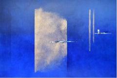 Dutch Landscape Blue II