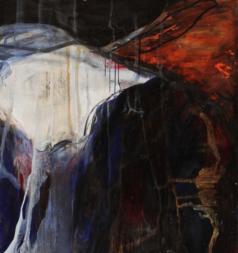 Look at me - Painting by Gala Csaky