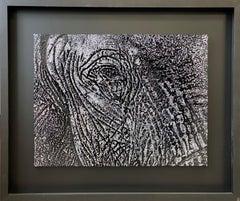 Silver Look - Elephant Representation