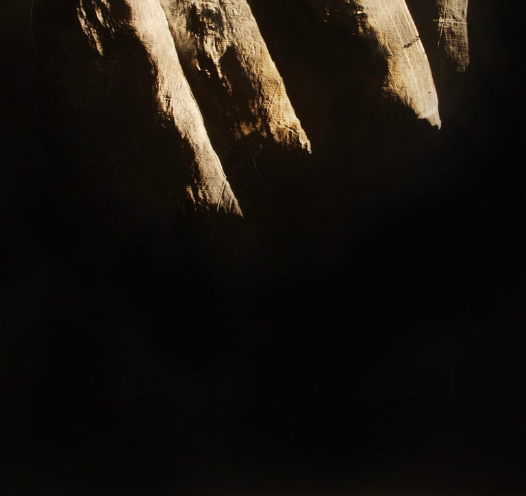 Syndactyly - Contemporary Abstract Oil Painting For Sale 7