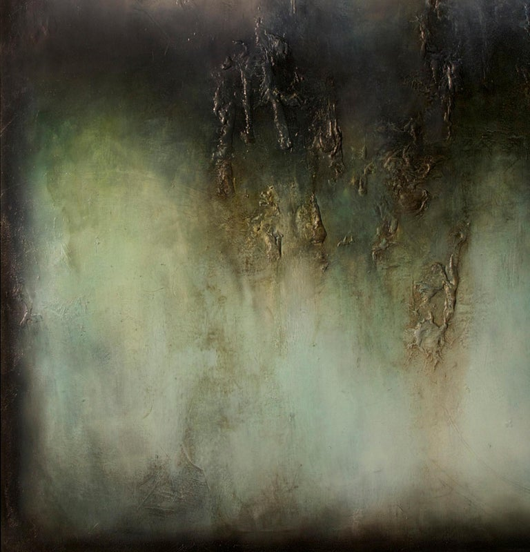 Nocturne II, Contemporary Abstract Oil Painting For Sale 3