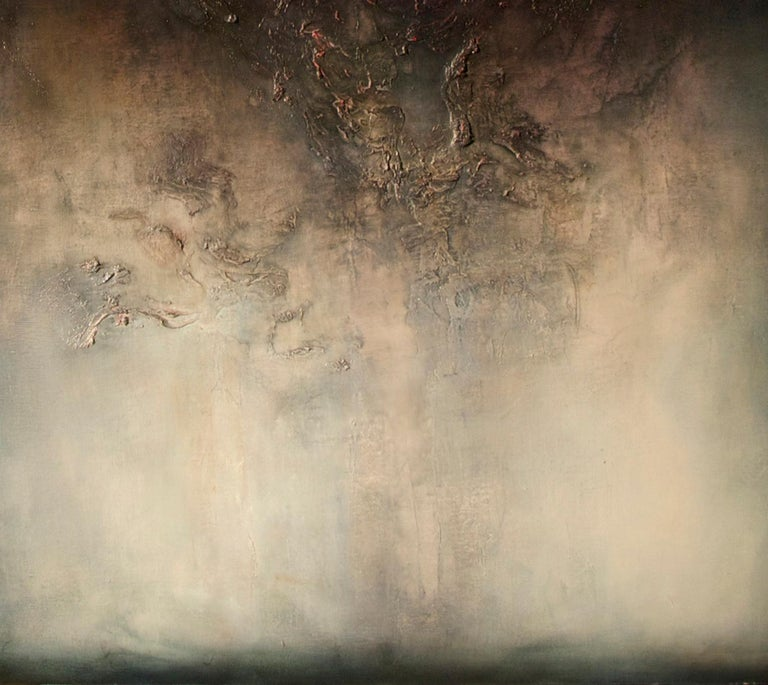 Nocturne IV, Contemporary Abstract Oil Painting For Sale 4