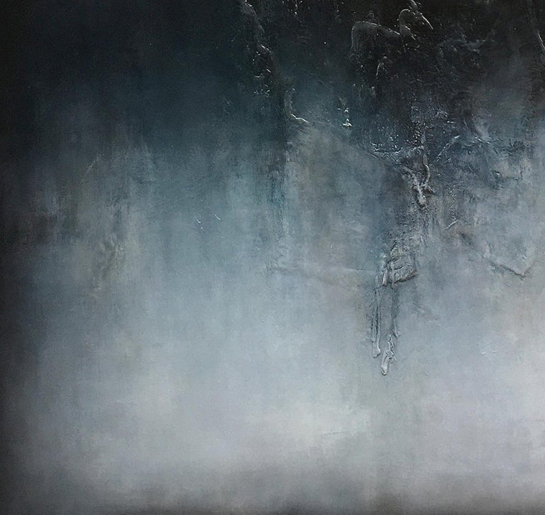 Nocturne VI, Contemporary Abstract Oil Painting For Sale 4
