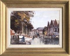 Quayside, Hoorn, Holland