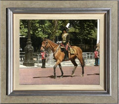 Officer of the King's Troop